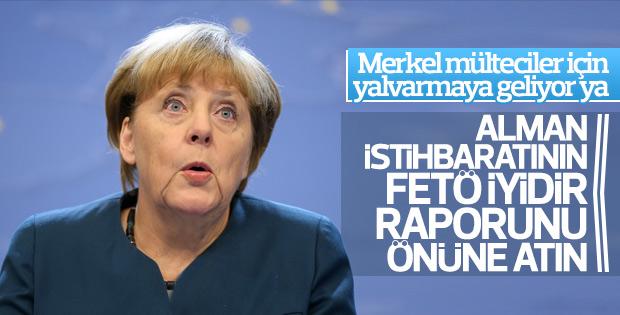 Alman istihbaratının Gülen raporu: Tehlike yok