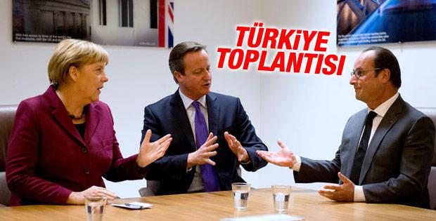 AB Liderler Zirvesi'ne Türkiye damgası