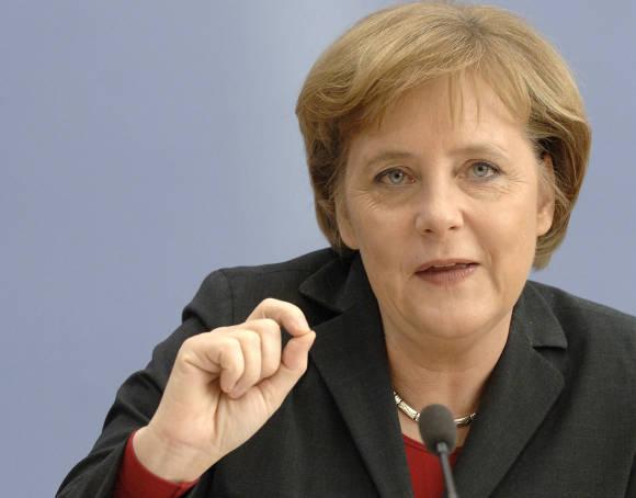 Merkel'den Ukrayna'nın AB küfrüne tepki