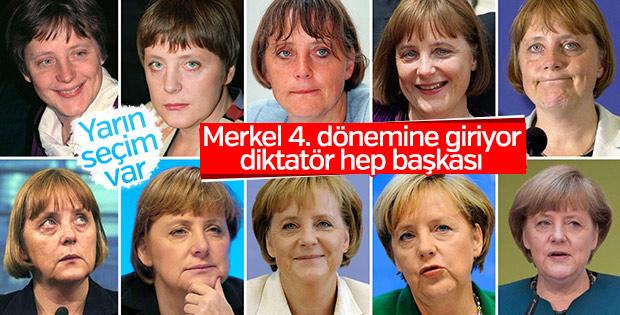 Almanlar sandık başına gidiyor: Son anket rakamları