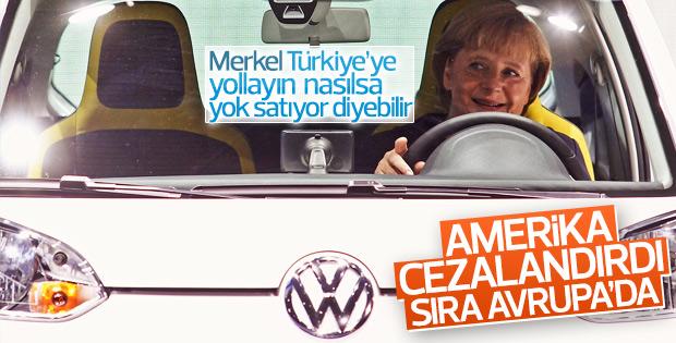 AB, Volkswagen için yasal süreç başlattı