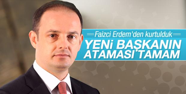 Merkez Bankası Başkanı Murat Çetinkaya oldu