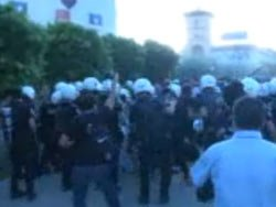 Mersin'de Gezi Parkı olayları: 6 yaralı 8 gözaltı