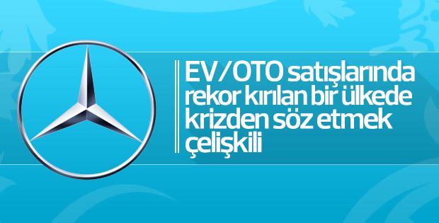 Mercedes Türk ekonomisine güveniyor