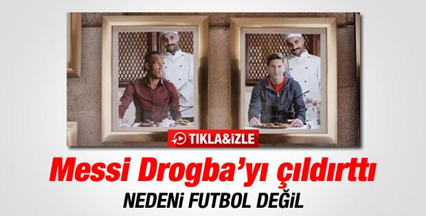 THY'den Messi ve Drogba'lı reklam filmi - İzle