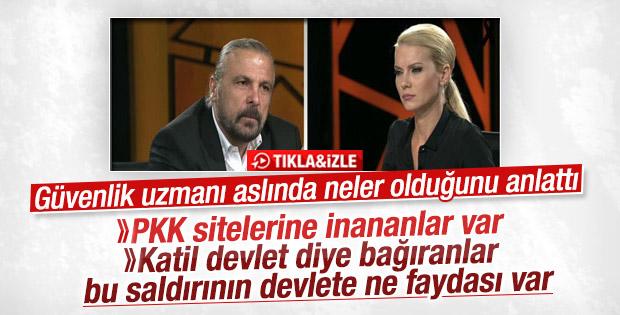 Mete Yarar: Vatanseverim deyip PKK sitesine inanan var