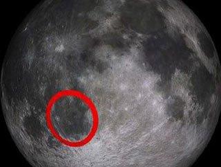 Ay'a devasa meteor çarptı - Video