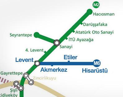 İstanbula dört yeni metro hattı