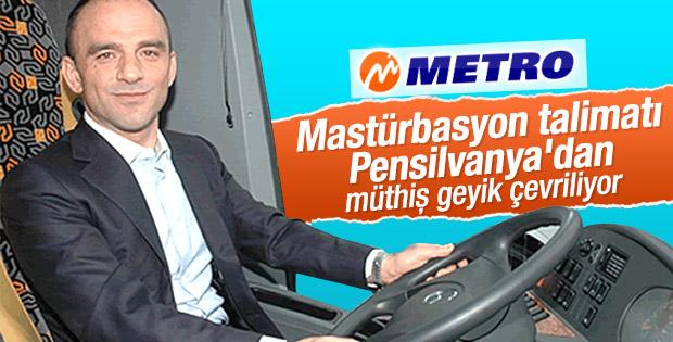 Metro Turizm'in patronundan ilk açıklama: Paralel pislik
