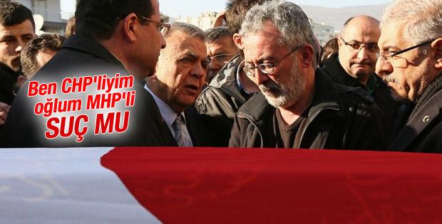 Fırat Çakıroğlu İzmir'de toprağa verildi