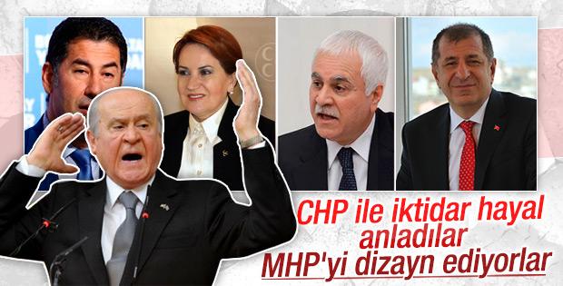 MHP kurultaya gidiyor: Bahçeli'nin 4 rakibi var