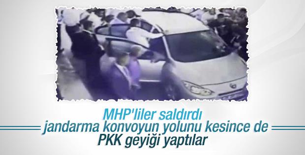Mersin'de MHP'li grup AK Partili diye 3 kişiyi dövdü