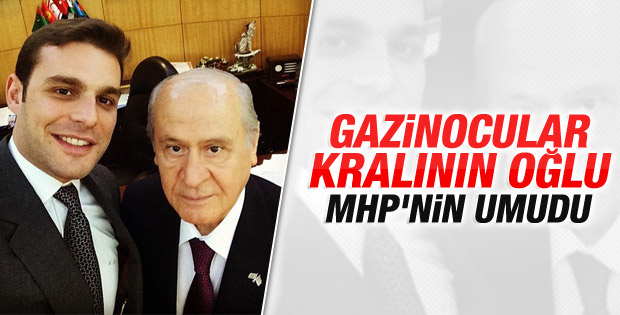 Mehmet Aslan MHP'den milletvekili adayı oluyor