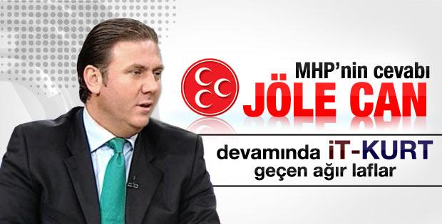 MHP'den Yiğit Bulut'a MHP diye parti kalmayacak cevabı