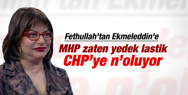 Mine Kırıkkanat'tan CHP'ye çatı aday tepkisi