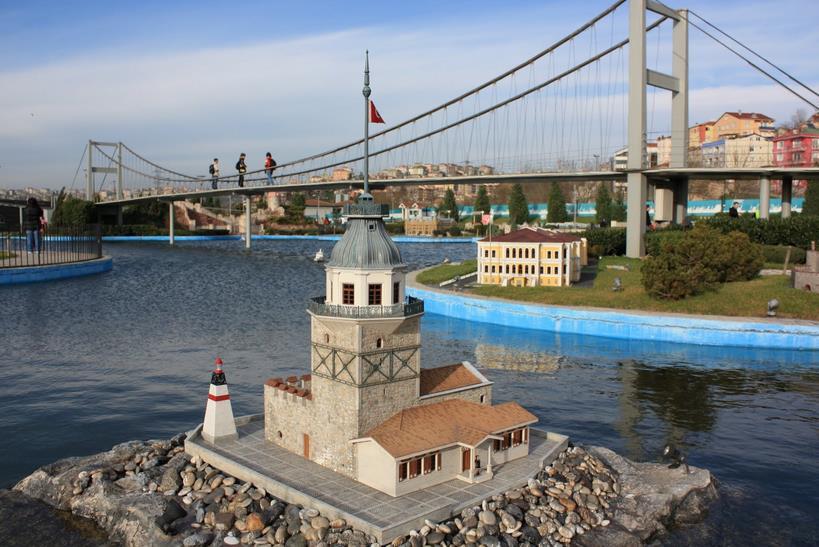 Miniatürk'e 5 yılda 3 milyon ziyaretçi
