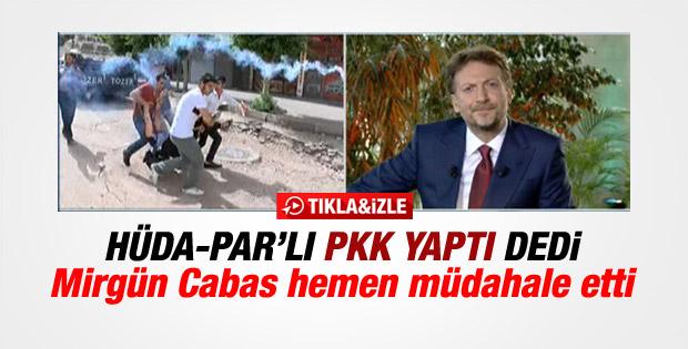 Mirgün Cabas'ın Diyarbakır saldırısı yorumu: Provokasyon
