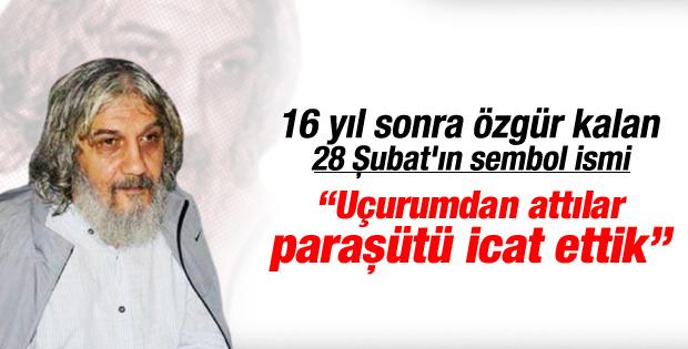 Salih Mirzabeyoğlu: Hayatımı heba olmuş görmüyorum