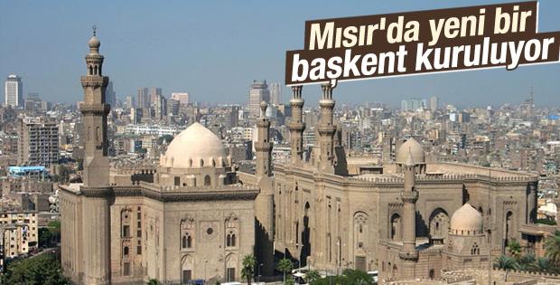 Mısır'ın başkenti değişiyor
