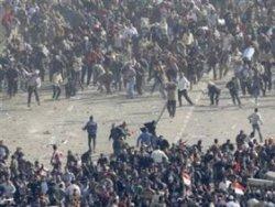 Mısır'da Cuma Namazı sonrası dev miting