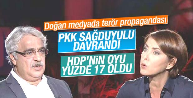 HDP'li vekillerin bitmeyen PKK aşkı