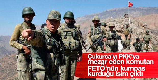 Balyoz mağduru komutan Çukurca'da operasyonu yönetiyor