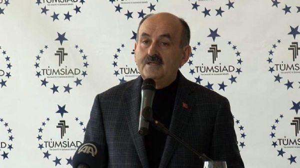 Bakan Müezzinoğlu'ndan dershane açıklaması