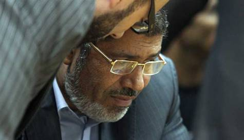 Muhammed Mursi İran'a bilgi sızdırmakla suçlanıyor