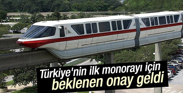 İzmir Monoray projesinde anlaşma sağlandı