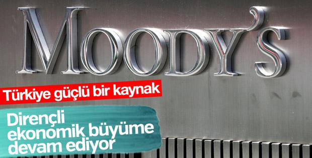 Moody's'ten Türkiye yıllık kredi analizi raporu