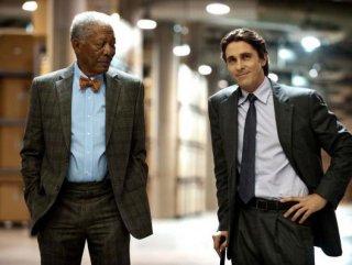 Morgan Freeman'ın aklındaki en iyi Batman