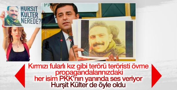 HDP'lilerin Hurşit Külter yalanı çöktü
