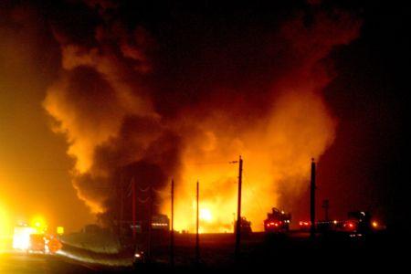 Mısır'daki doğalgaz boru hattına sabotaj düzenlendi
