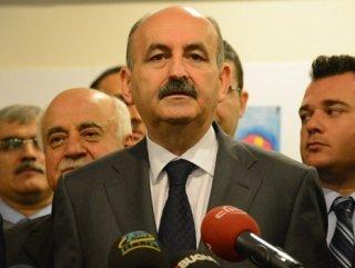 Bakan Müezzinoğlu'ndan vatandaşa yolsuzluk yanıtı