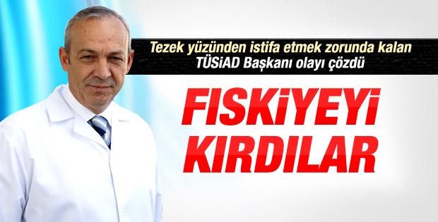 SÜTAŞ Grubu Başkanı Muharrem Yılmaz'dan gübre açıklaması
