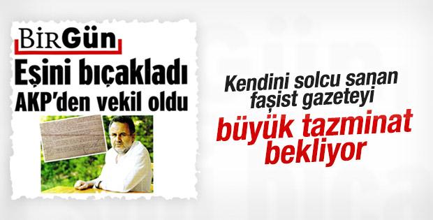 Muhsin Kızılkaya'dan BirGün gazetesine cevap