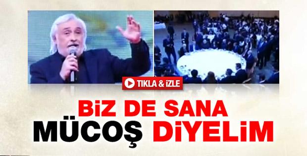 Müjdat Gezen'den Erdoğan'a: Recoş sana sonsuz teşekkürler - izle