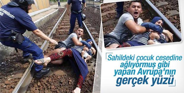 Macaristan'da insanlık dramı yaşanıyor