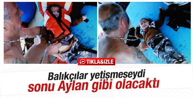 Muhammed Hasan bebeğin sonu Aylan'a benzemedi