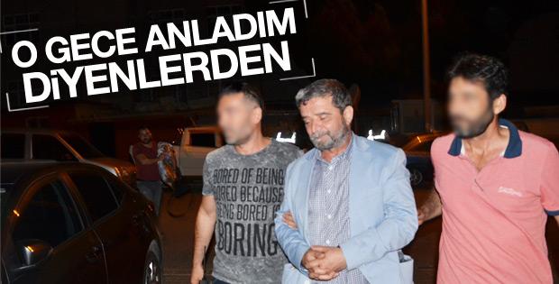 Tutuklanan Mümtazer Türköne'nin ifadesi