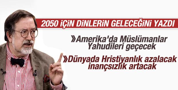 Murat Bardakçı dinlerin geleceğini yazdı
