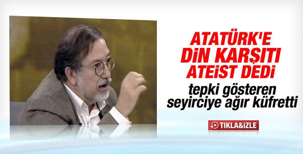 Murat Bardakçı'dan Atatürk ve Ateizm çıkışı