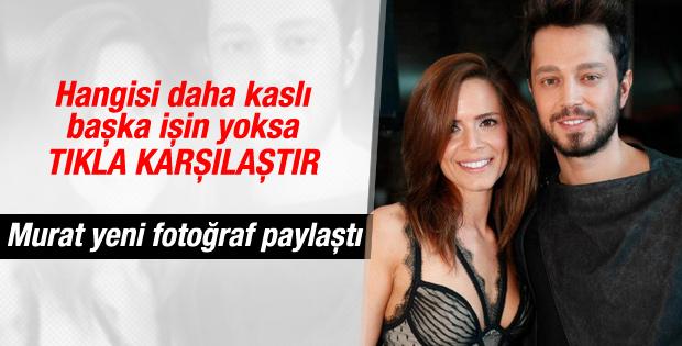 Murat Boz'dan yaza hazırım pozu