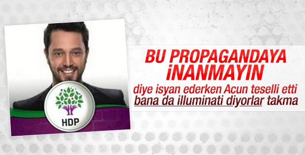 Murat Boz hakkında kara propaganda yapıldığını söyledi