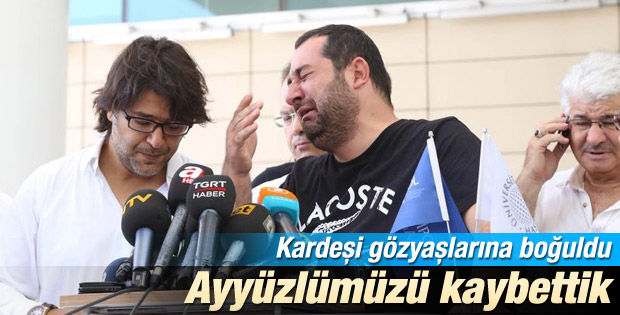 Murat Göğebakan'ın kardeşi hıçkıra hıçkıra ağladı İZLE