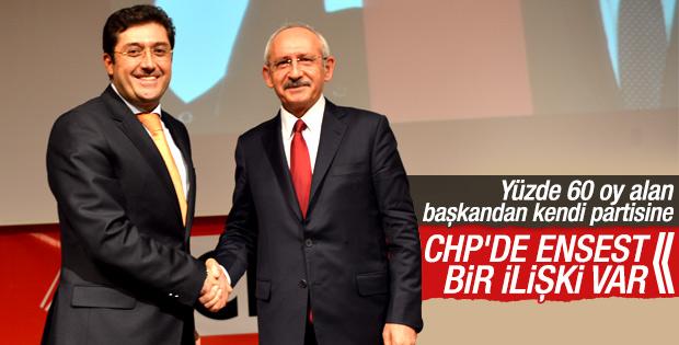 Murat Hazinedar: CHP'de siyasi ensest var