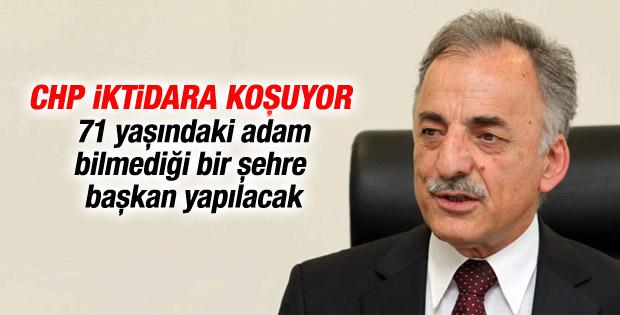 CHP İstanbul İl Başkanlığı'na Murat Karayalçın geliyor
