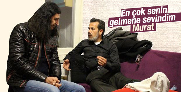 Murat Kekilli Özgecan'ın ailesini ziyaret etti