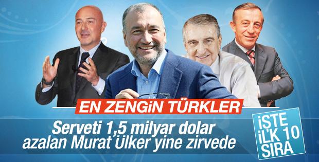 Emlak patronu Ali Ağaoğlu en zenginler listesinde