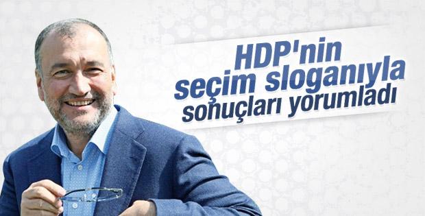 Murat Ülker seçim sonuçlarını değerlendirdi